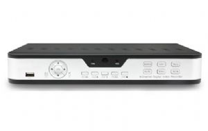 4-channel networked DVR | IP Server | Smartphone Ready DVR | Remote monitoring of CCTV